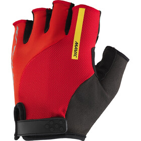 Mavic Ksyrium Elite Gloves Fiery Red